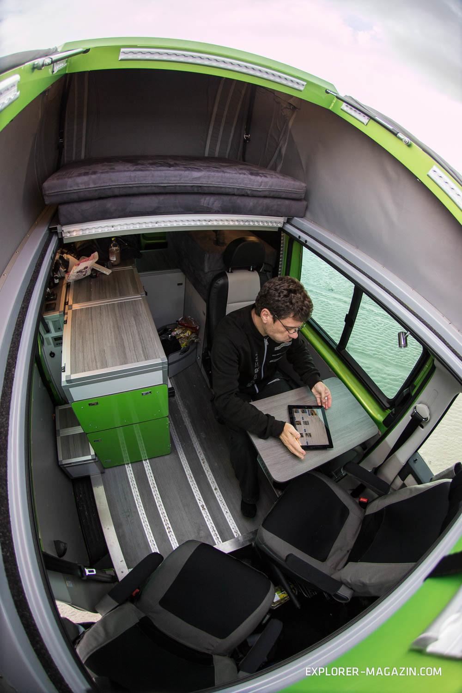 VW T6 4Motion Allrad-Campingbus - Terracamper Terok 2.0