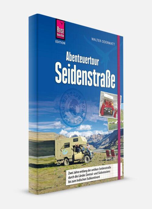 Abenteuertour Seidenstraße - Reise Know-How - Buch