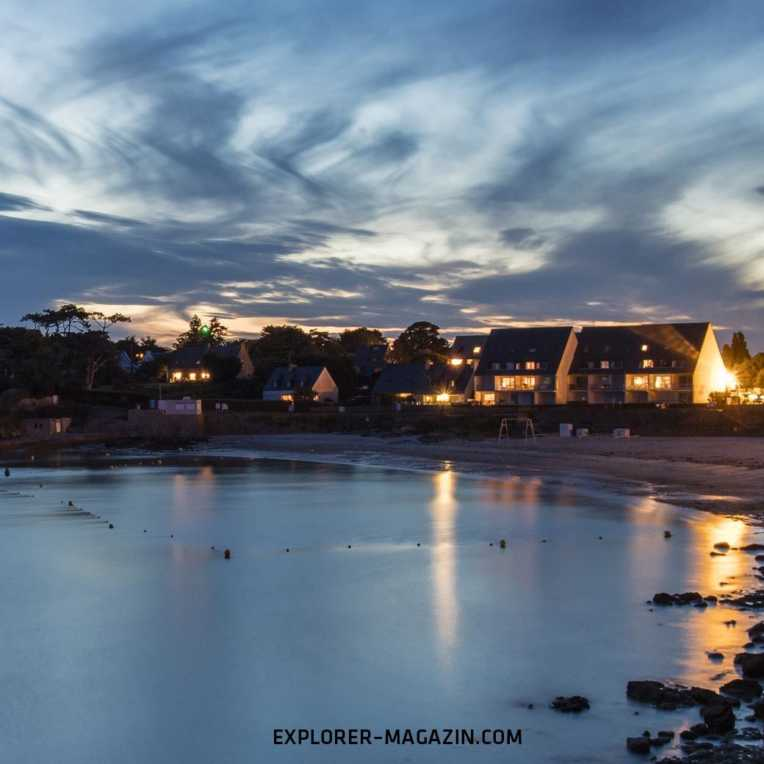Bretagne mit dem Wohnmobil