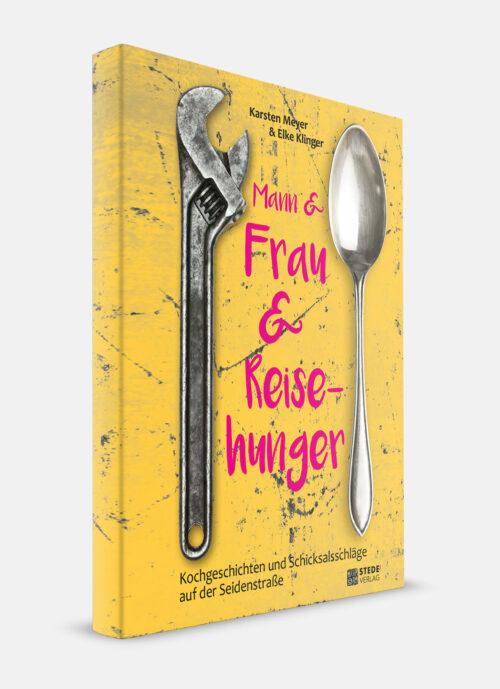 Mann & Frau & Reisehunger Buch