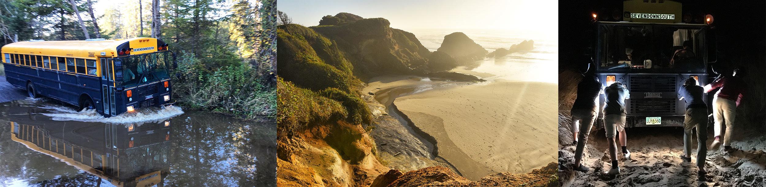 Sanddünen von Oregon – sevendownsouth