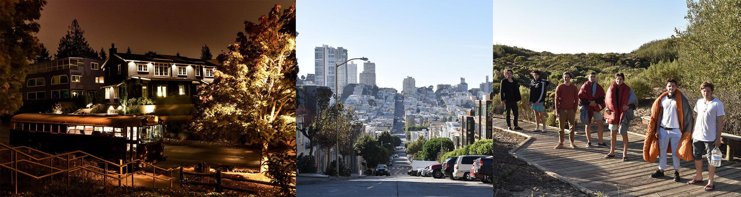 San Francisco erkunden – sevendownsouth