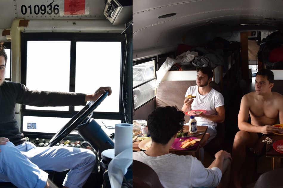 Leben im Schulbus – sevendownsouth