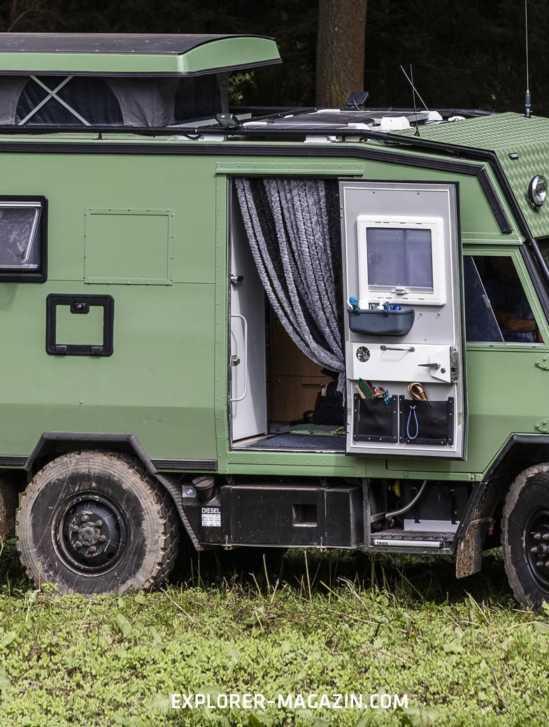Iveco 40.10 WM Allrad Expeditionsmobil