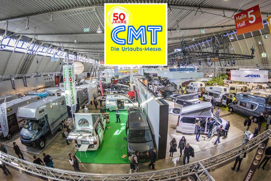 CMT Messe Vorschau 2018