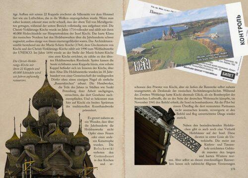 Buchseite Nordwärts