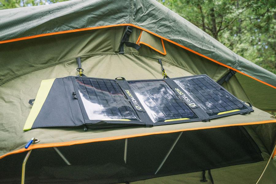 Treeline Solarpanel