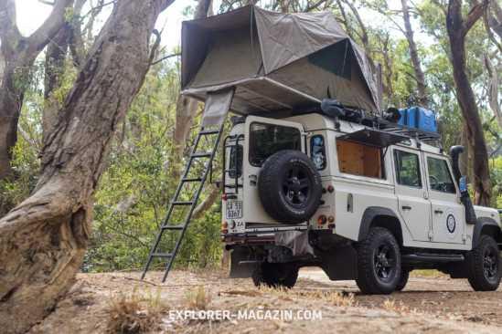 Defenderboys - Im Land Rover Defender von Kapstadt nach München