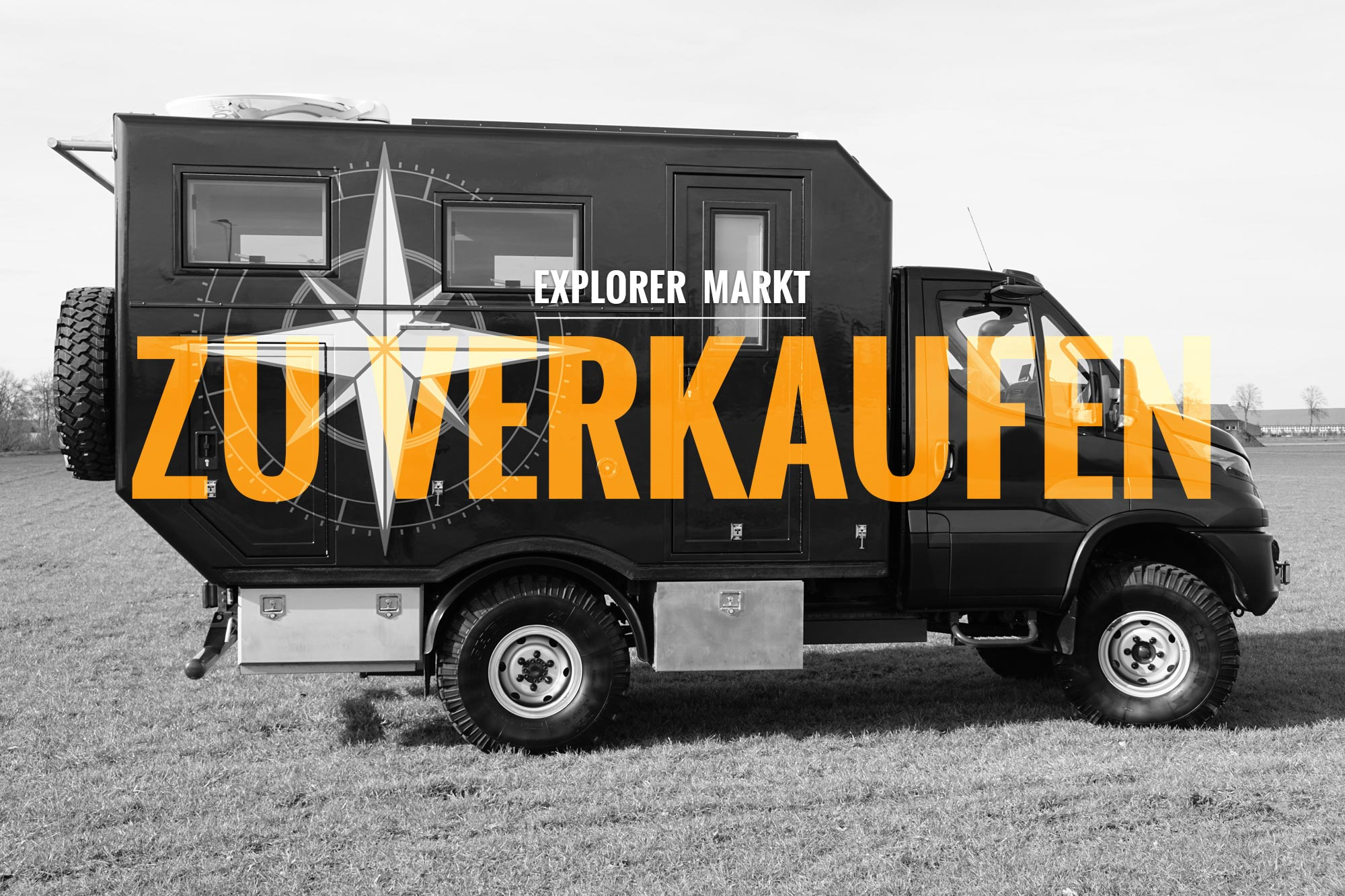zu verkaufen iveco daily 4x4 expeditionsfahrzeug explorer magazin. Black Bedroom Furniture Sets. Home Design Ideas