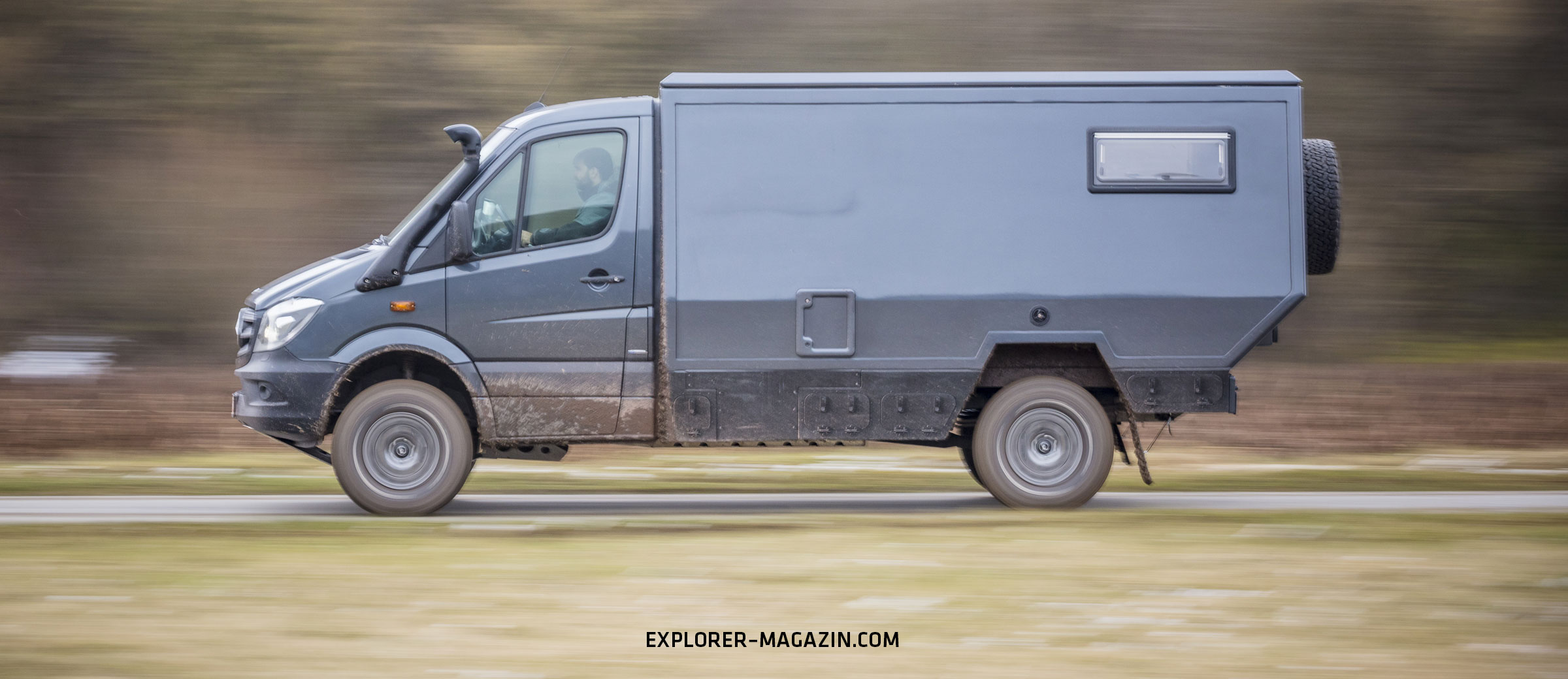 Offroad Sprinter ORC Camp 3.7 Test