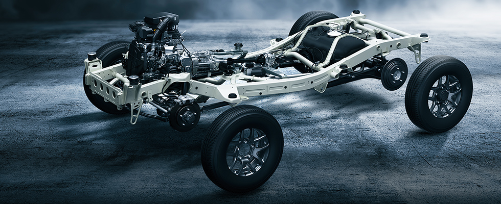Suzuki Jimny 2019 Neues Modell Geländewagen