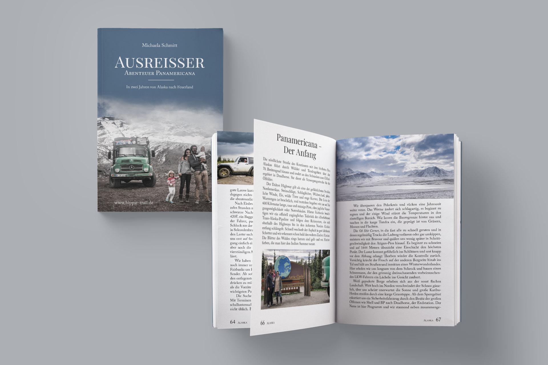 Buchvorstellung Ausreisser In Zwei Jahren Von Alaska Nach