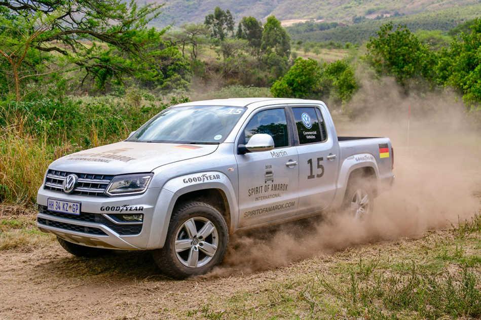 Spirit of Amarok 2018 - Südafrika