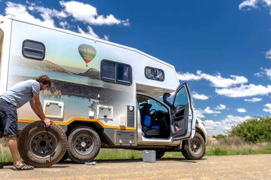 Offroad Camper selber bauen - Baufehler