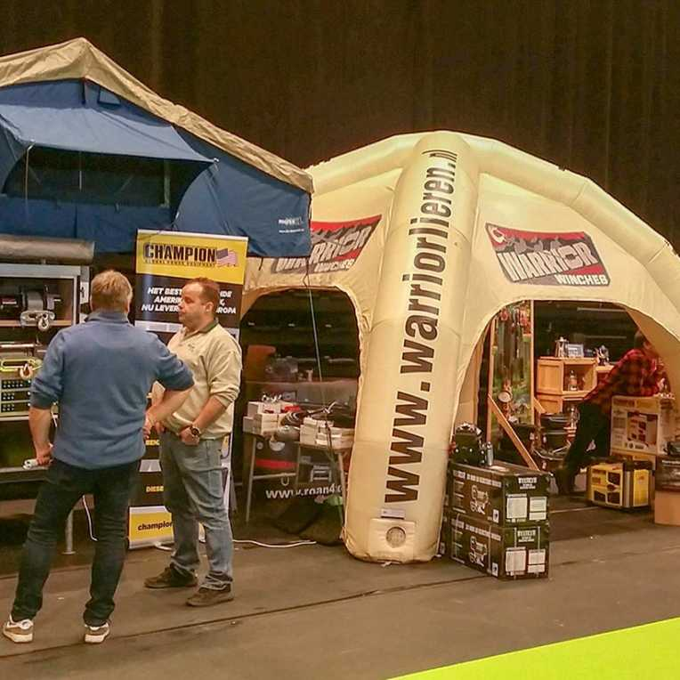 Dima 4x4 - Offroad Messe