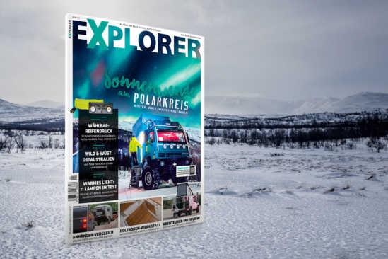 EXPLORER 2019-01 – Die neue Ausgabe