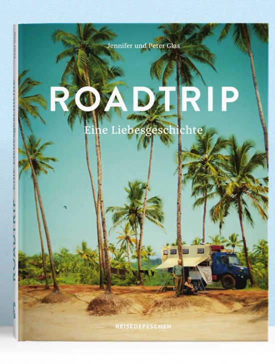 Roadtrip - Eine Liebesgeschichte - Buch