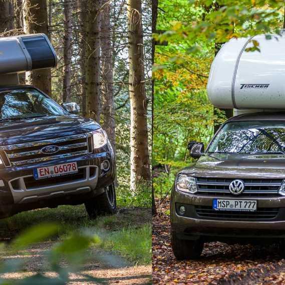 VW und Ford