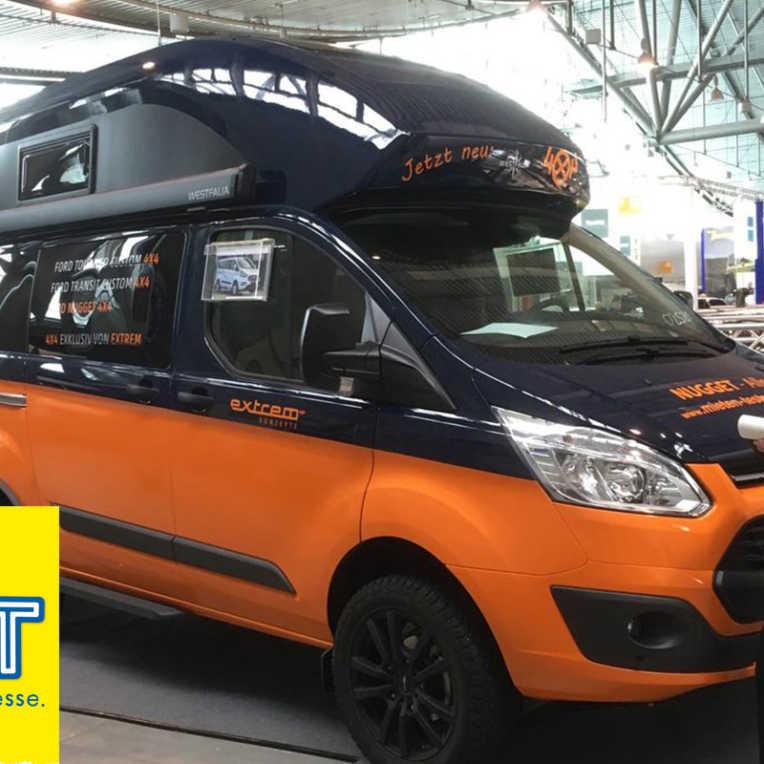 Offroad Reisemobile Neuheiten 2019 - CMT Stuttgart