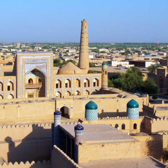 Xiva Usbekistan
