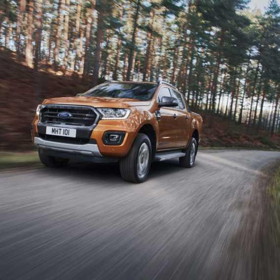 Der neue Ford Ranger Wildtrak 2019