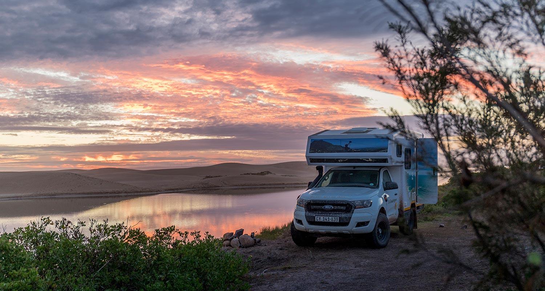 Südafrika mit dem Miet-Camper offroad entdecken