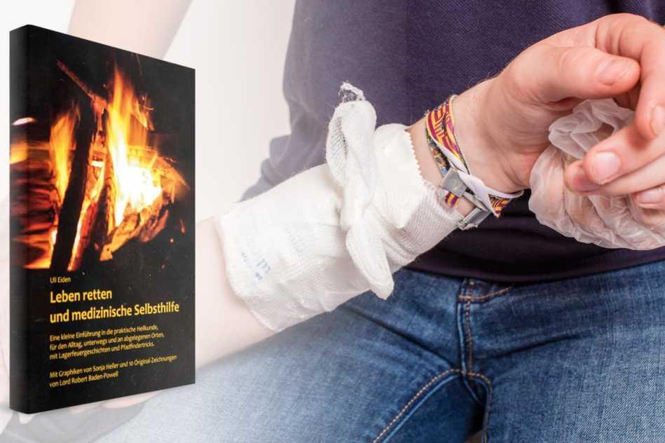 Uli Eiden - Outdoor Erste Hilfe Buch