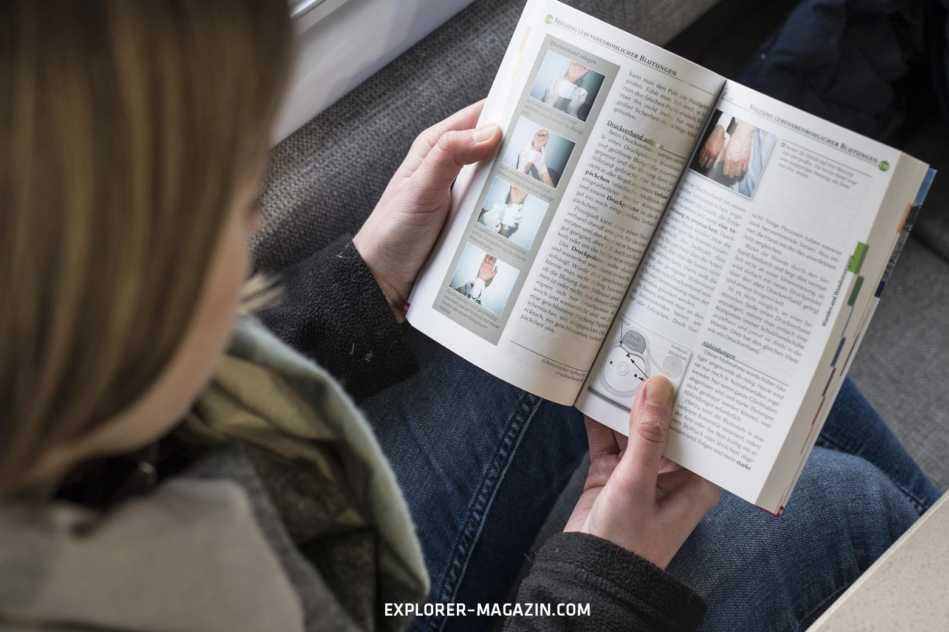 Erste Hilfe Literatur 2019