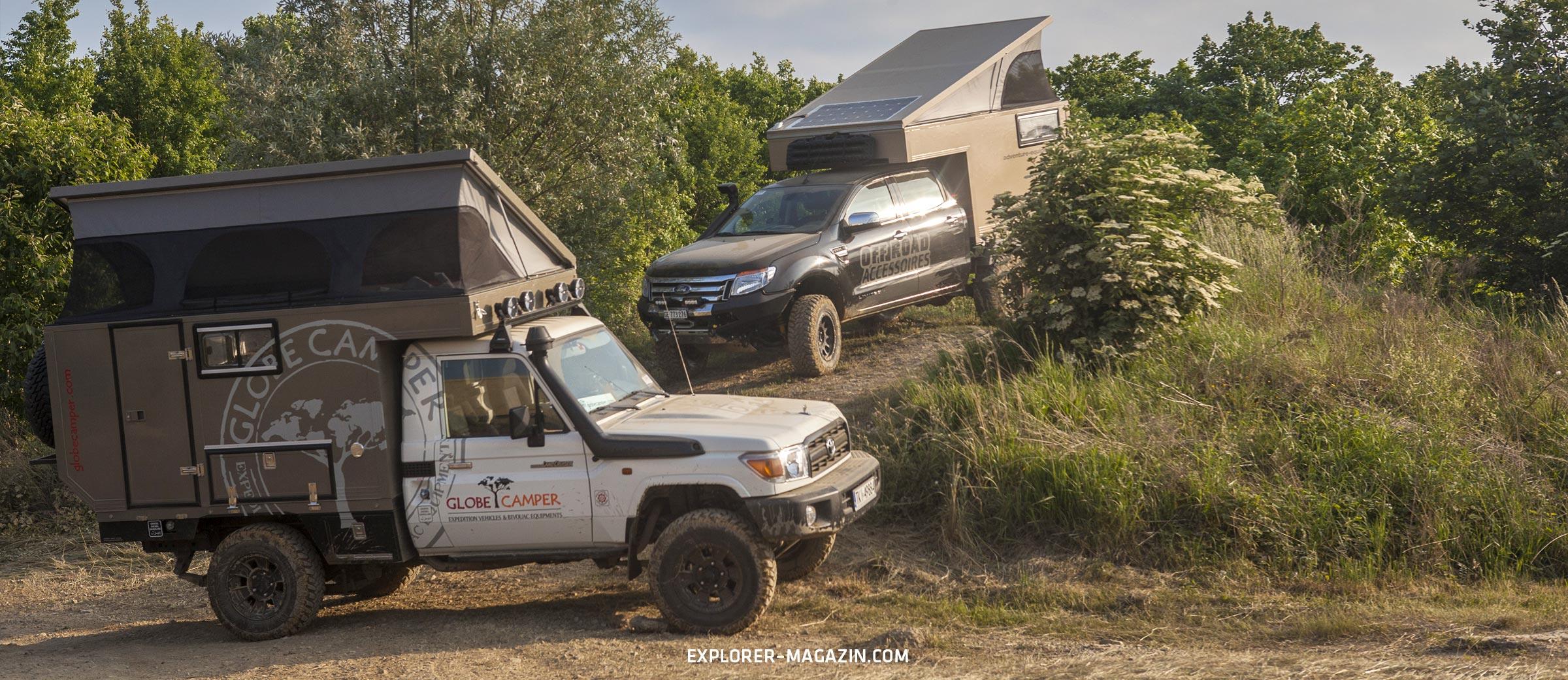 Pickup Kabinen Szene Allgemein