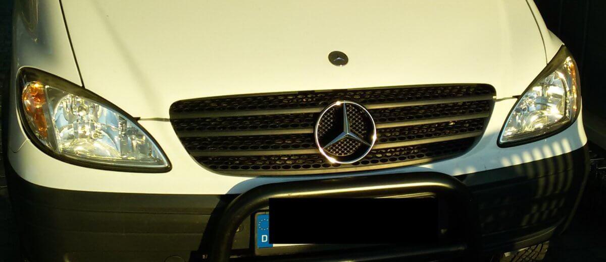 Mercedes Vito Mixto Allrad 111 CDI 4x4 gebraucht zu verkaufen
