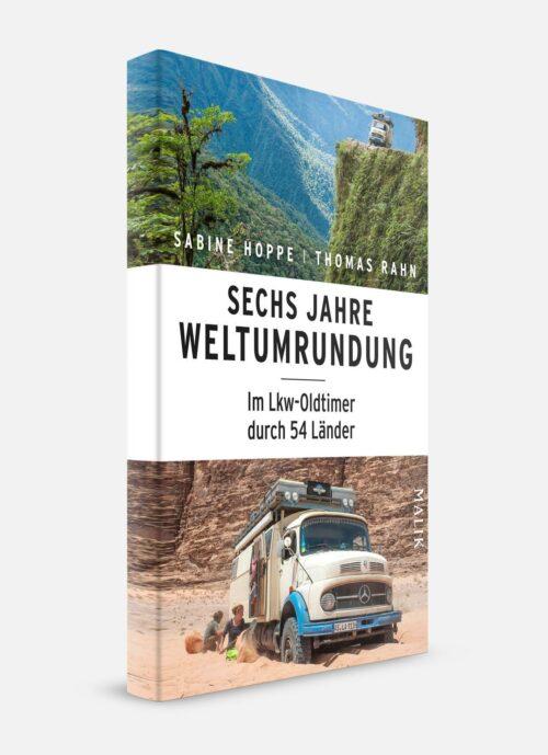 Sechs Jahre Weltumrundung - Im Lkw-Oldtimer durch 54 Länder – Globetrotter Overlander Buch von Abseitsreisen