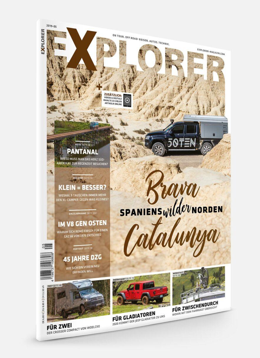 EXPLORER Ausgabe 2019-05