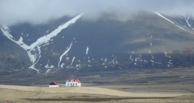 Arctic Coast Way Island