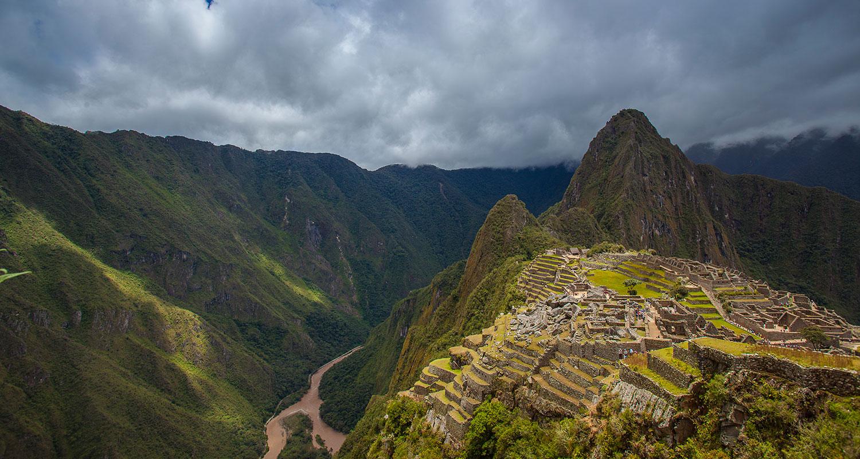 Machu Picchu Peru Zutritt Beschränkung