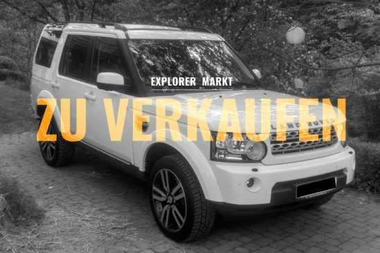 Land Rover Discovery HSE TDV6 gebraucht zu verkaufen