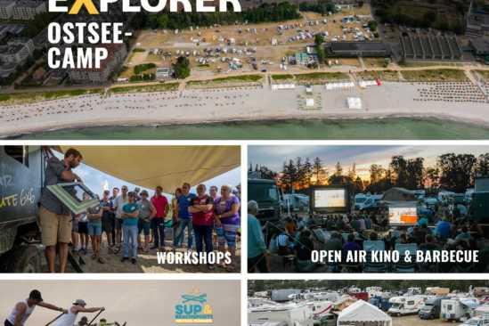 EXPLORER Ostsee-Camp