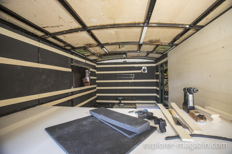 Volvo C304 Cnut – Umbau zum Reisemobil