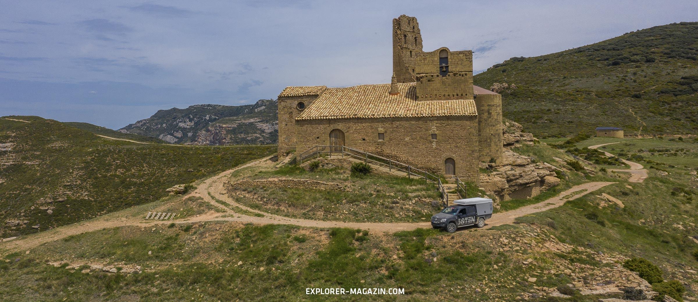 Nord-Spanien Katalonien Offroad Reise Video