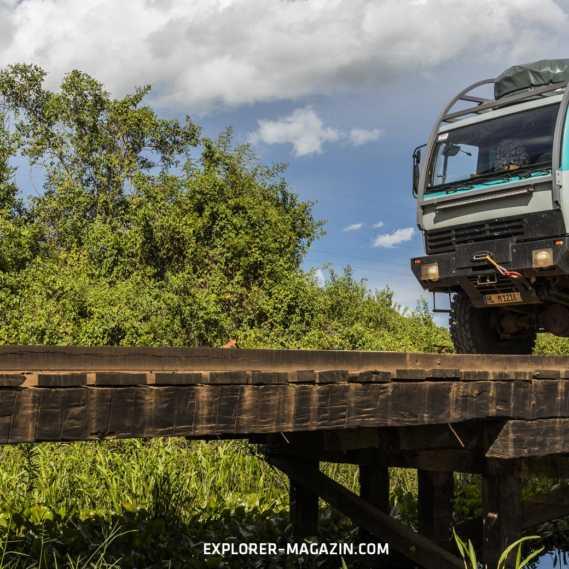 Pantanal Offroad Abenteuer Reise Video