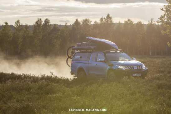 Polen offroad entdecken - Nordpolen