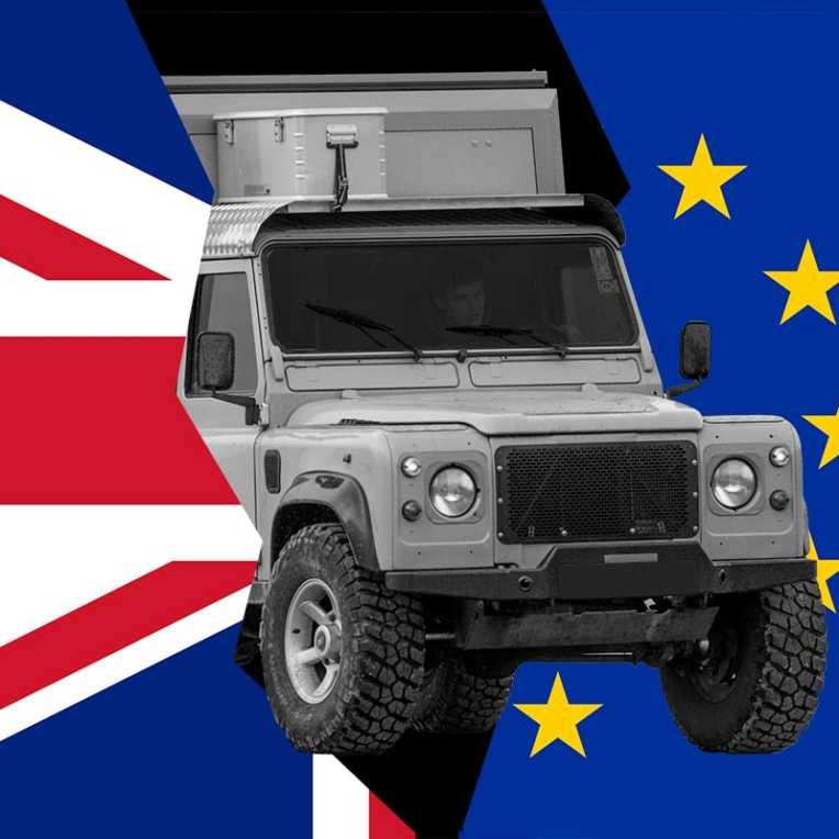 Brexit Land Rover Versorgungsengpass