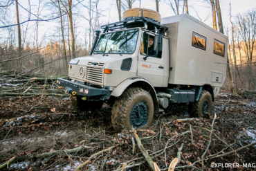 Atlas4x4 Unimog Test