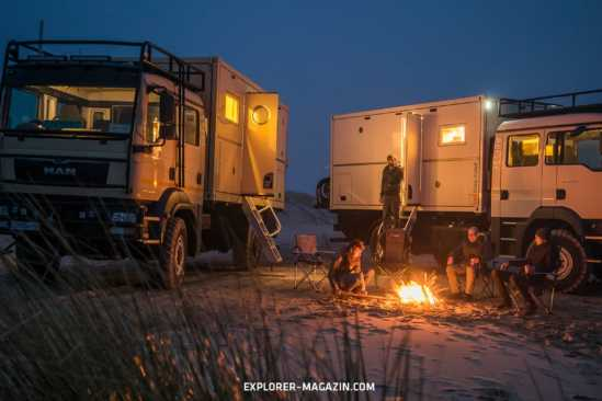 Familien Offroad Camper Bliss Mobil