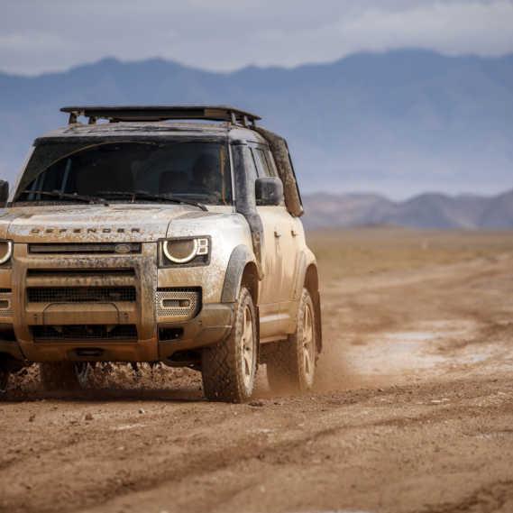 Land Rover Defender 2020 - Die ersten Bilder