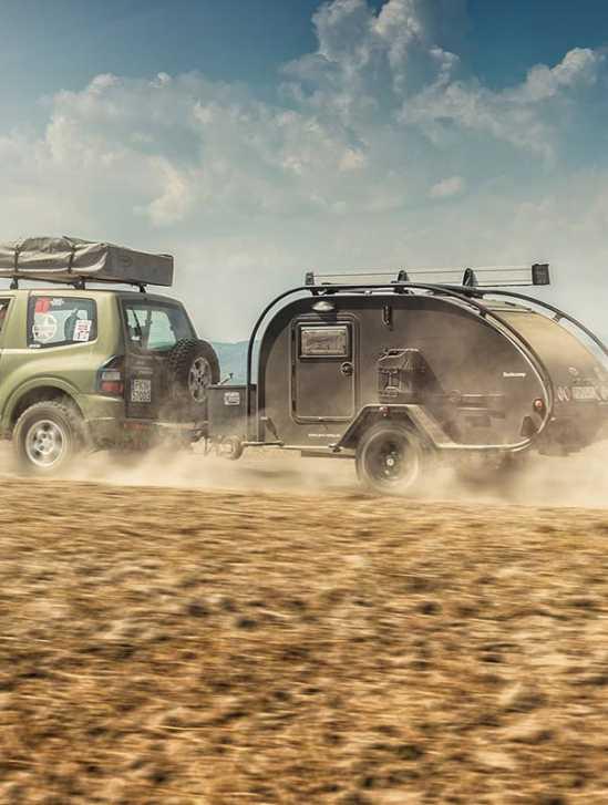 Procamp Offroad Anhänger Trailer 2019
