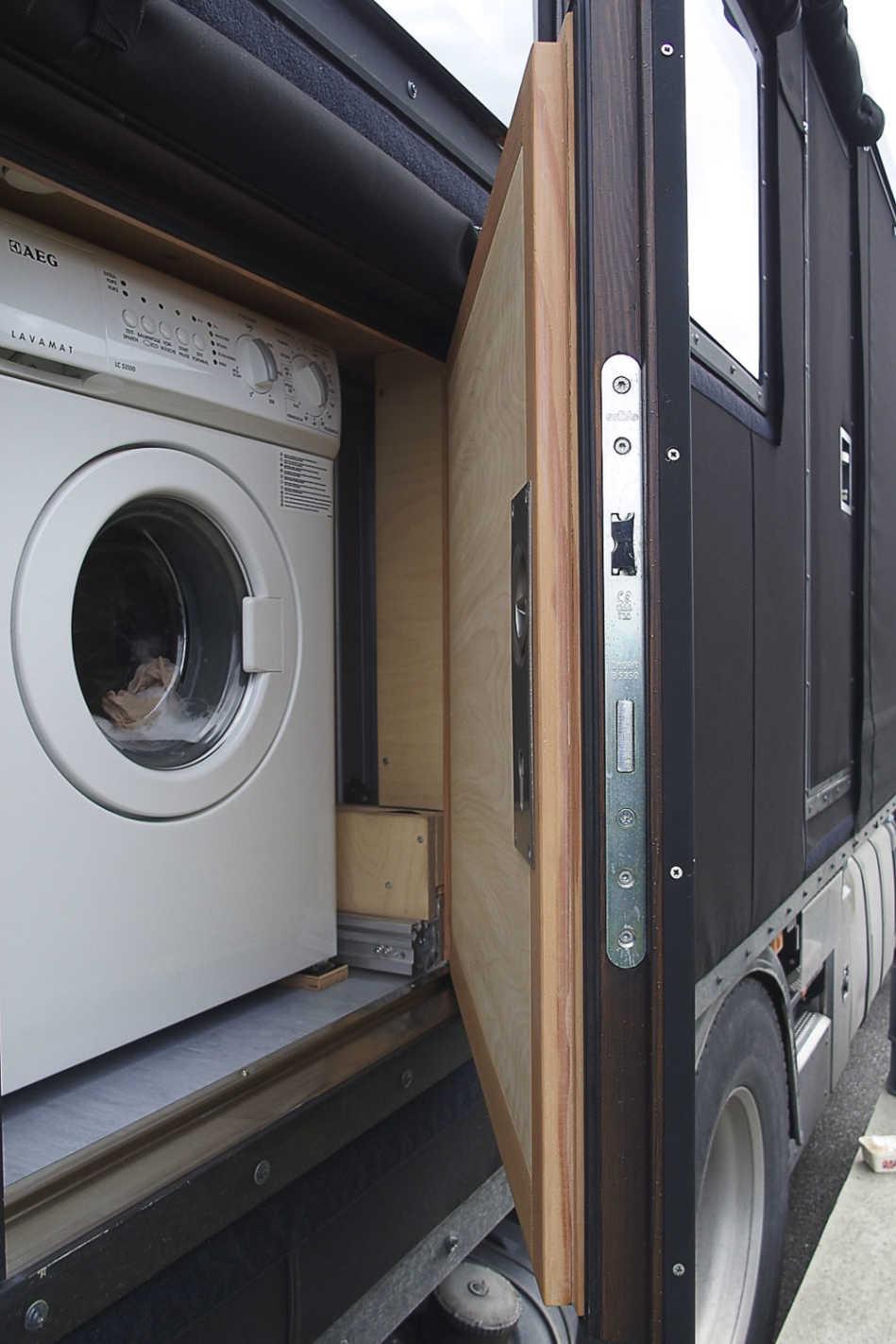Bio Luxus Wohnmobil Volvo FM gebraucht zu verkaufen