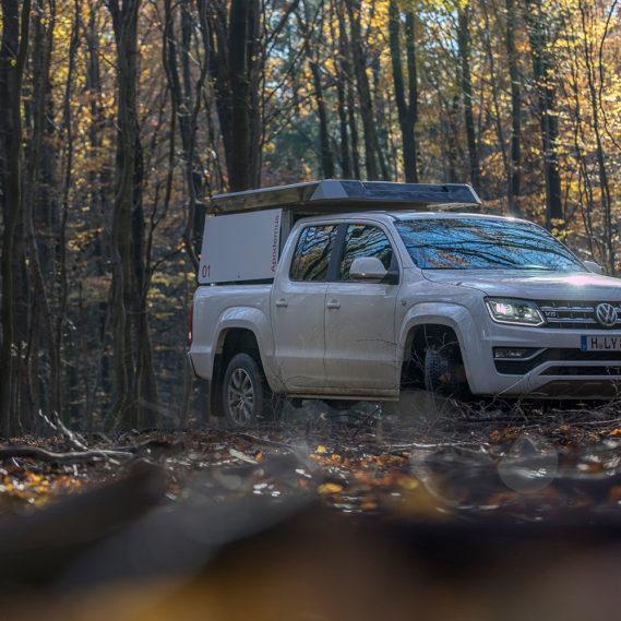 VW Amarok Produktion wird 2020 eingestellt