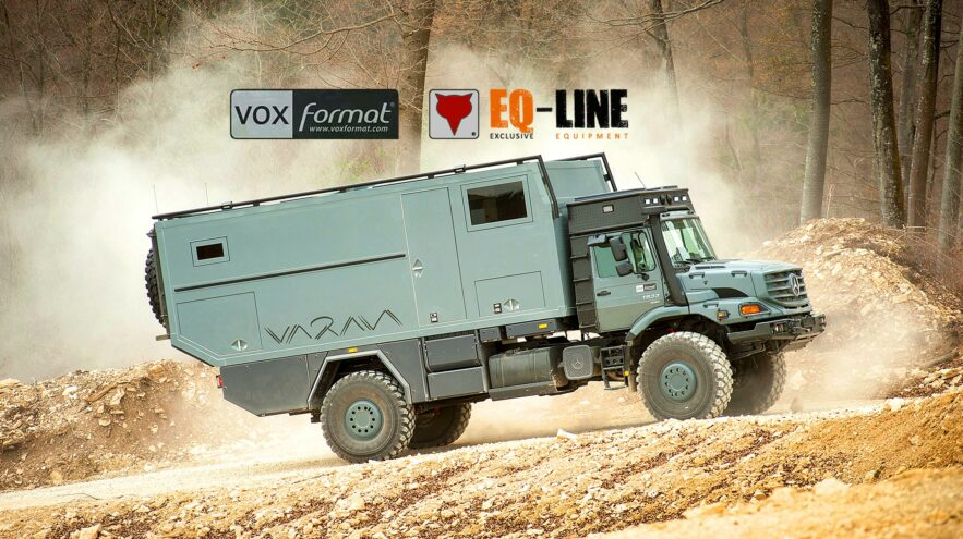 EQ-Line / Voxformat insolvent Varan