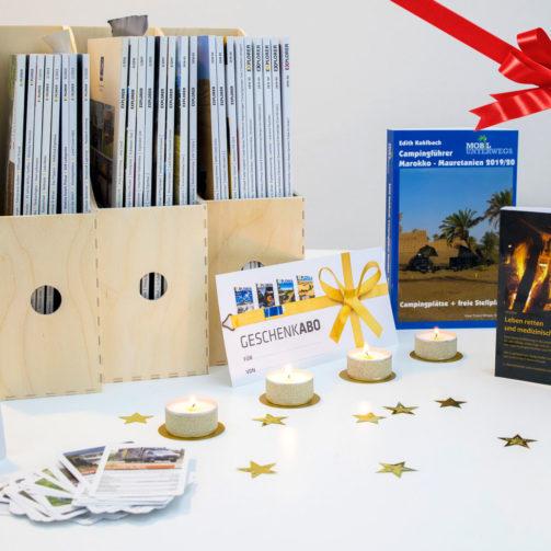 EXPLORER Geschenkideen Weihnachten