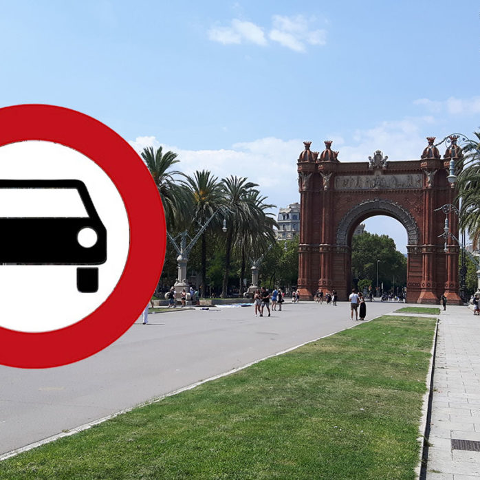 Barcelona Fahrverbot